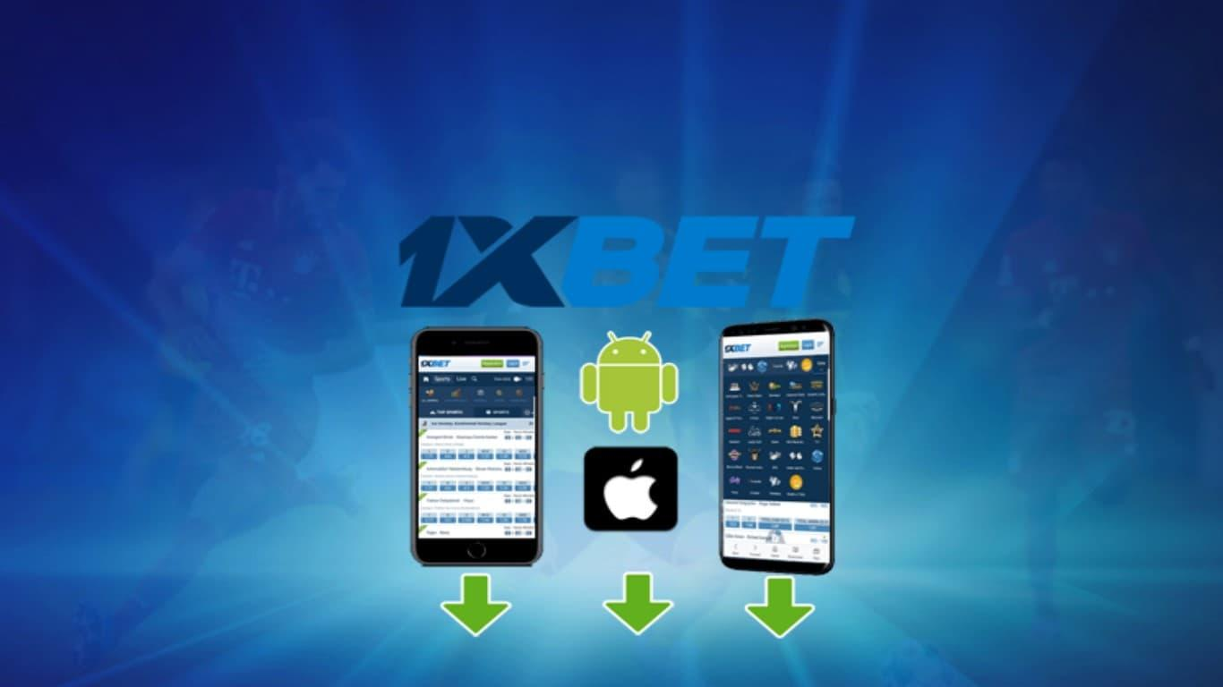 telecharger 1xBet mobile